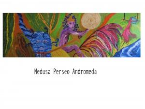 MEDUSA PERSEO ANDROMEDA