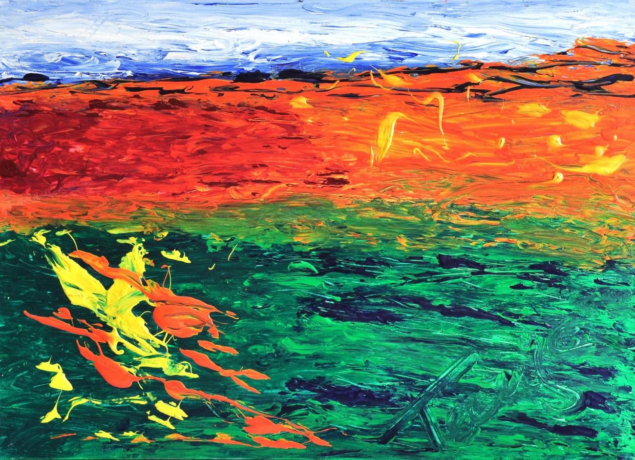 Tripudio di colori